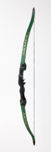 Armex Archery Recurve Longbow Kit- Green
